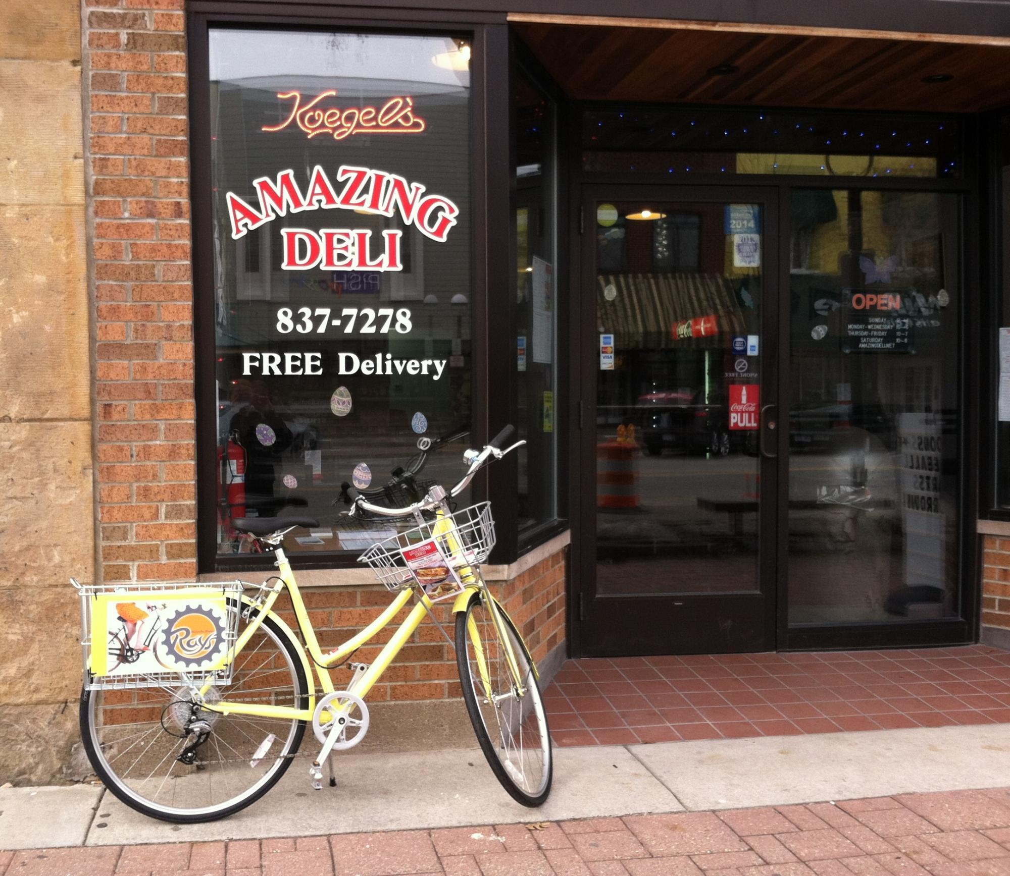 Amazing Deli Downtown- Midland, MI